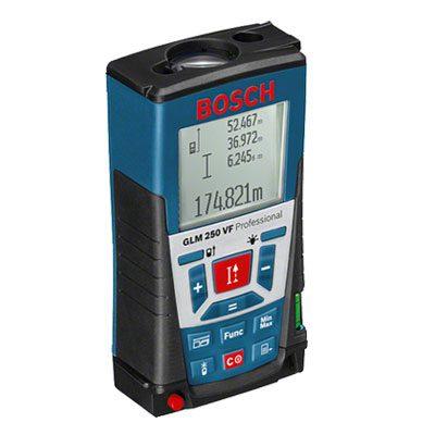 Máy đo khoảng cách Bosch GLM 250 VF (250m)