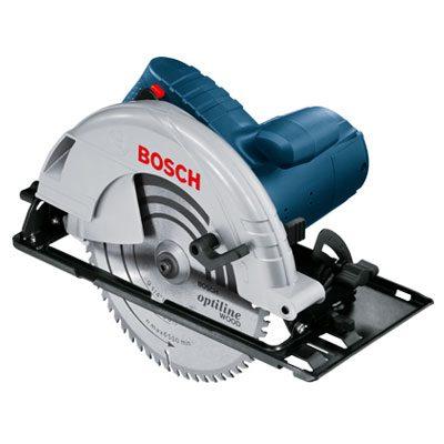 Máy cưa đĩa 235mm Bosch GKS 235 Turbo (2050W)
