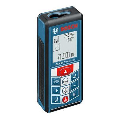 Máy đo khoảng cách laser Bosch GLM 80 (80m)