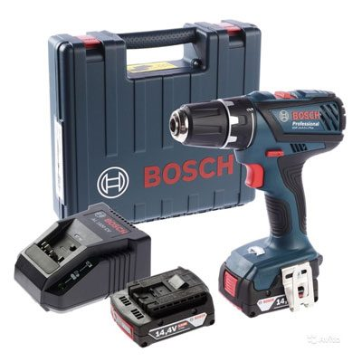 Máy khoan pin vặn vít GSR 14.4-2Li (14.4V)
