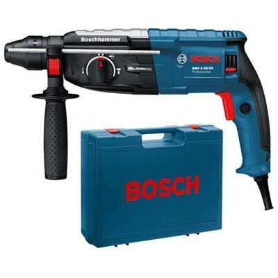 Máy khoan bê tông Bosch GBH 2-28DV (850W)
