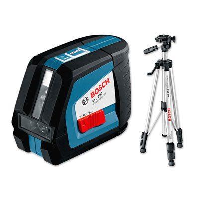 Máy cân mực laser 2 tia Bosch GLL 2-50