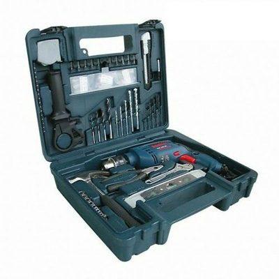 Bộ máy khoan Bosch GSB 13RE set (650W)