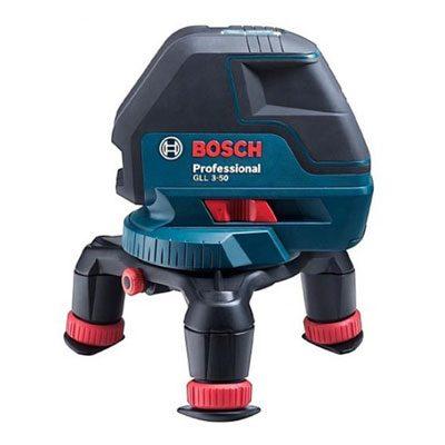 Máy cân mực laser 3 tia Bosch GLL 3-50