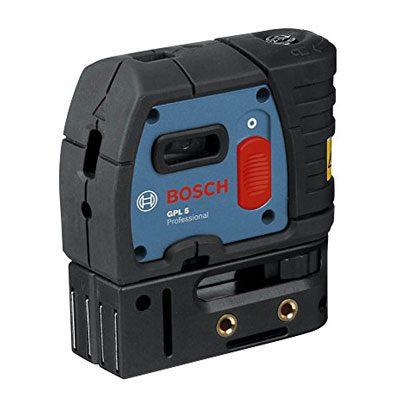 Máy cân mực Laser 5 điểm Bosch GPL 5