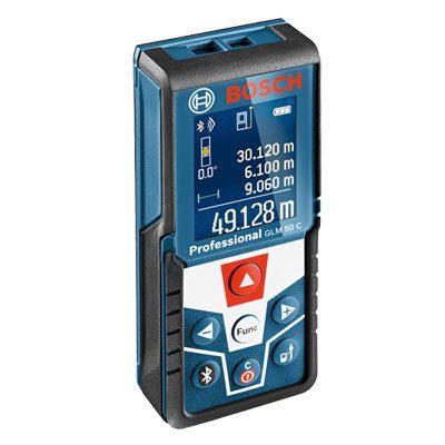 Máy đo khoảng cách laser Bosch GLM 50C (50m)