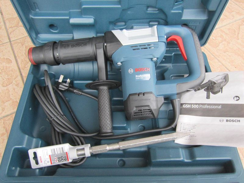 Máy đục bê tông Bosch GSH 500 GEN 2 giá rẻ