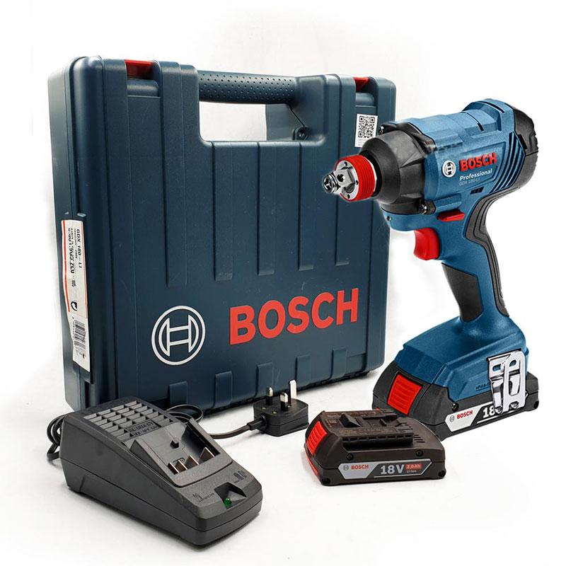 Máy vặn ốc vít động lực Bosch GDX 18 LI (18V)