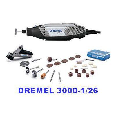 Bộ dụng cụ đa năng Dremel 3000 set 26