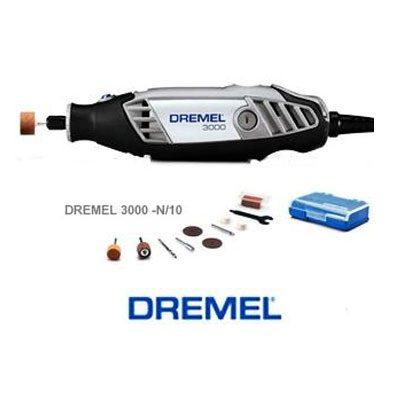 Bộ dụng cụ đa năng Dremel 3000 set 10