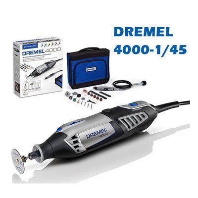 Bộ dụng cụ đa năng dremel 4000 set 45