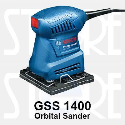 Máy chà nhám Bosch GSS 1400 (180W)